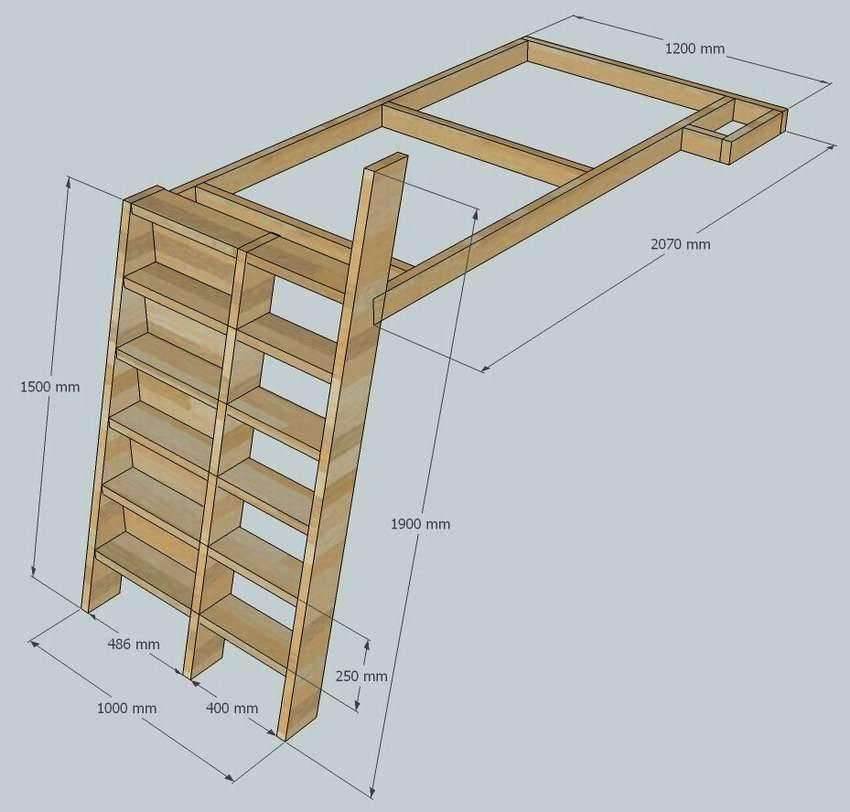 Как сделать дачный стол