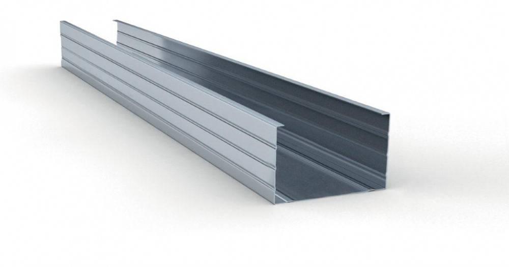 Потолочный профиль для гипсокартона — виды металлических и гибких профилей, их размеры, примеры на фото и видео