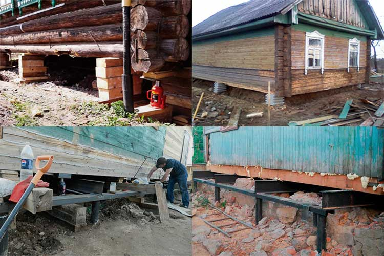 Ломать не строить или демонтаж старого фундамента
