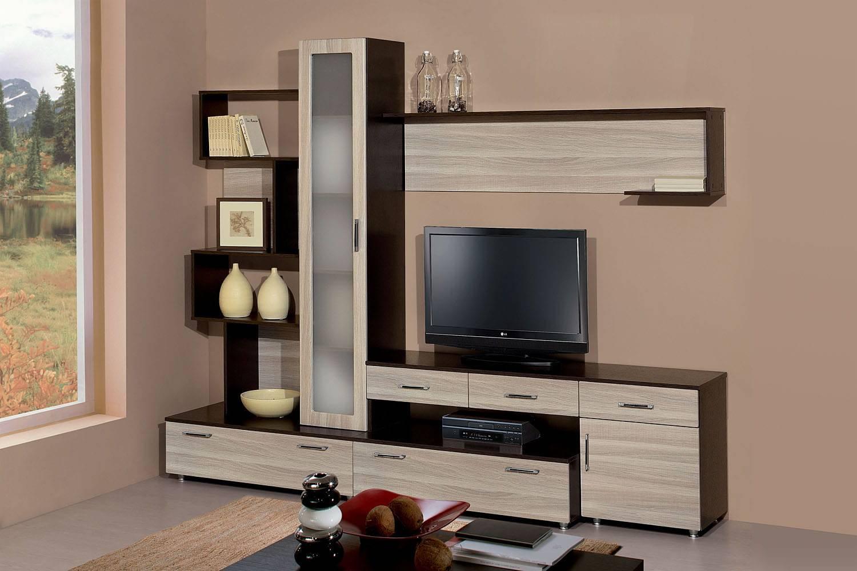 Выбираем современную стенку в гостиную: виды, материалы, идеи дизайна