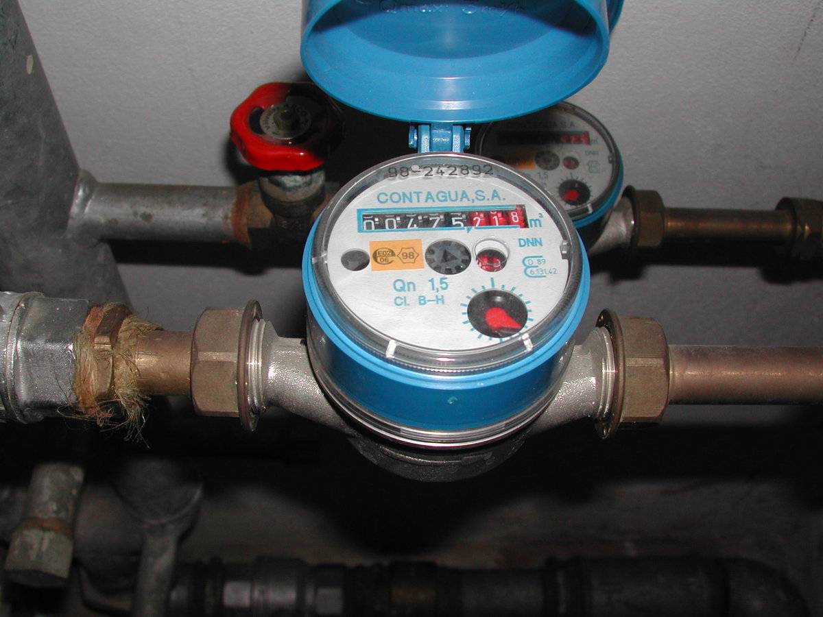 Классификация счетчиков для холодной воды