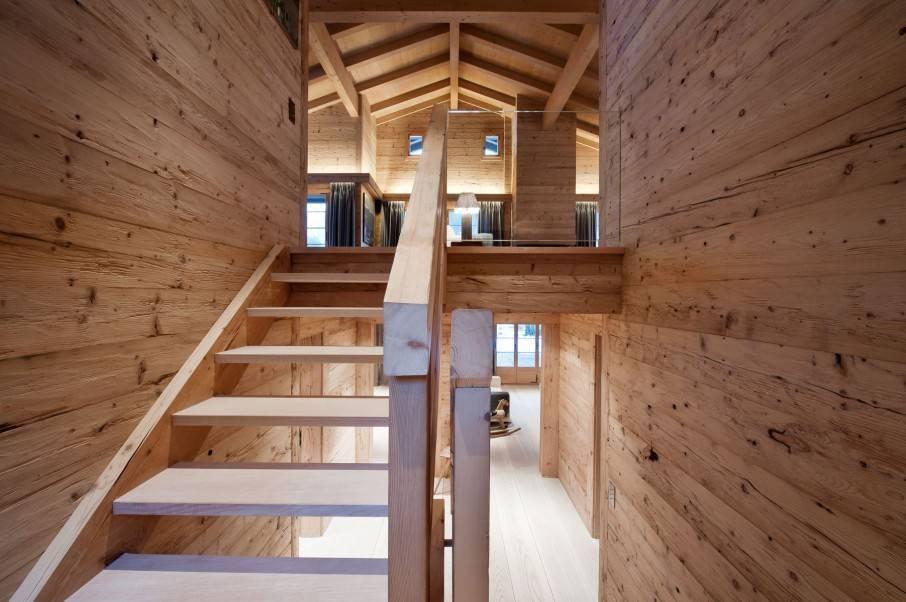 Отделка деревянного дома внутри — технологии, примеры, технические нюансы