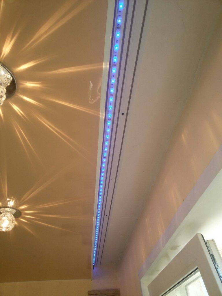 Потолочные ниши для штор: как сделать углубление в потолке своими руками: инструкция, фото и видео