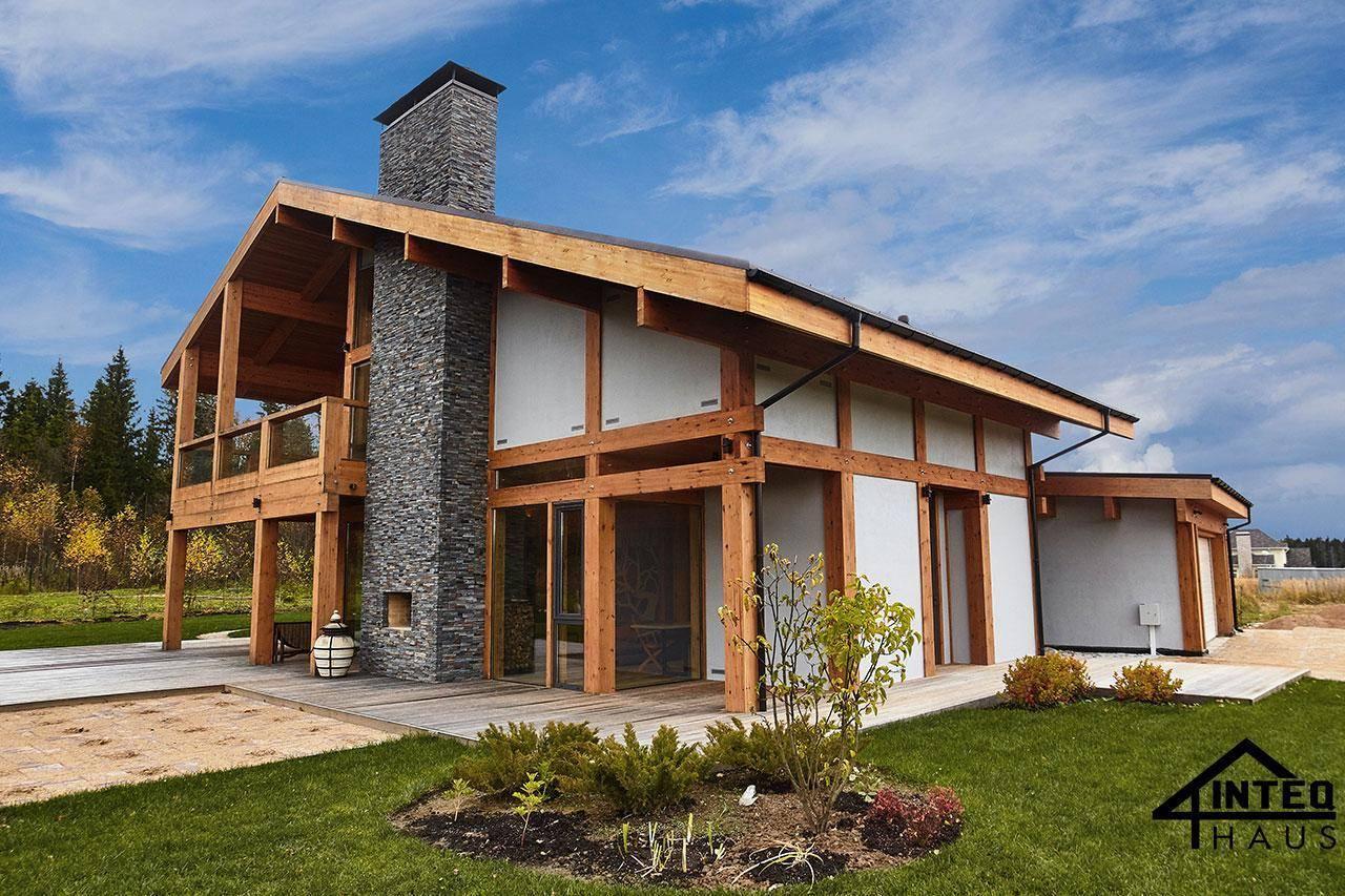 Стили каркасных домов: шале, модерн, современный, скандинавский, классический и другие