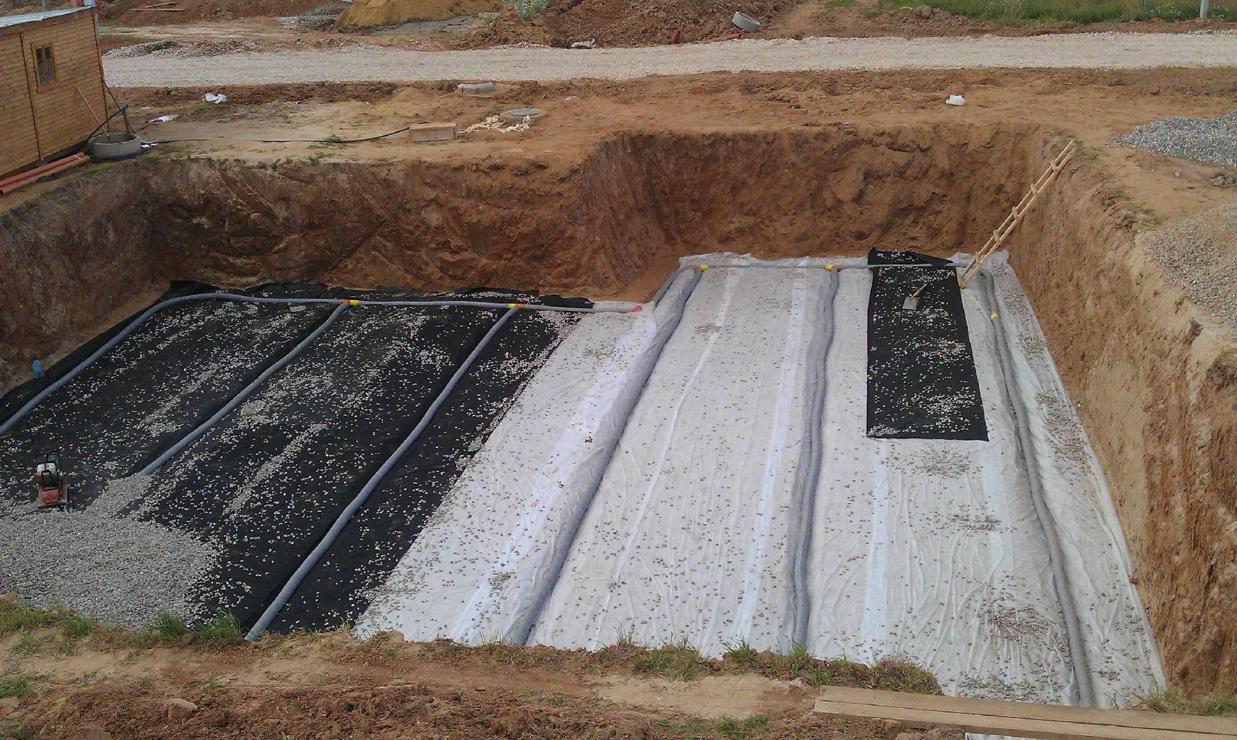 Фундамент с погребом: виды, как построить своими руками