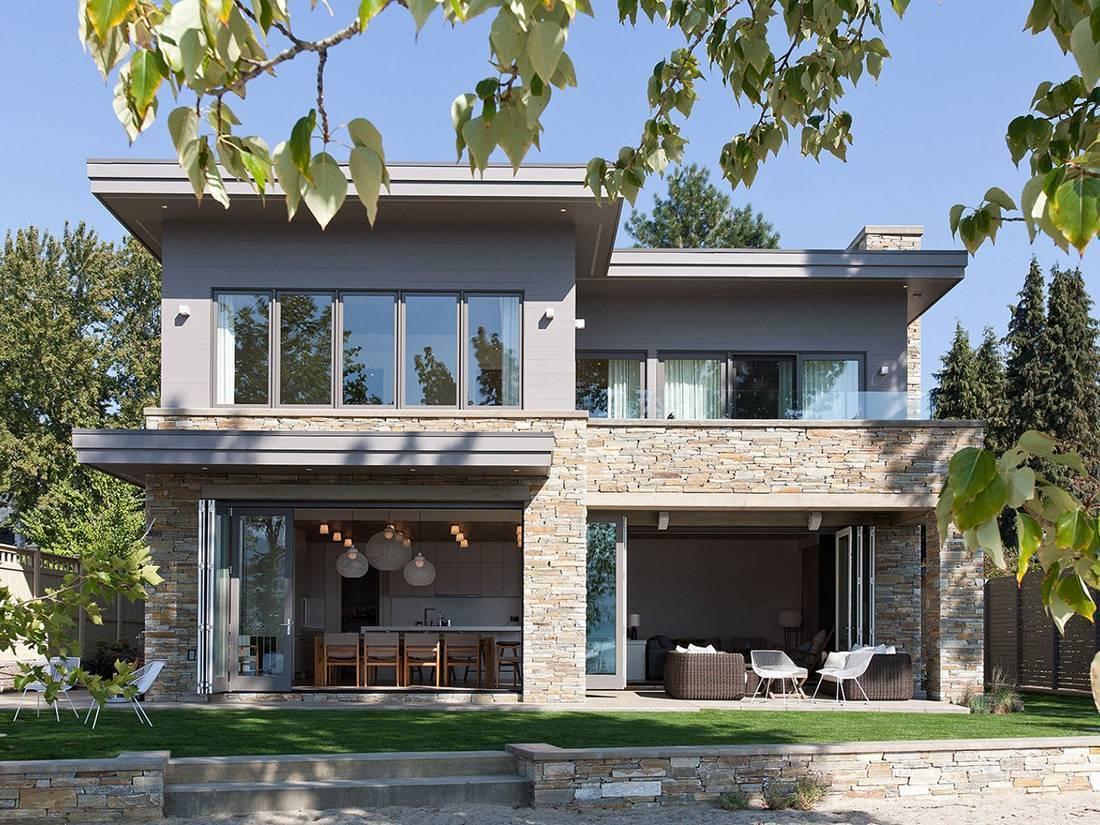 Удивительные дома: красивые проекты, как способ выделиться из общей массы