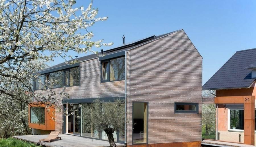 Двухэтажный дом: 60 фото, чертежей, схем и проектов для особняков