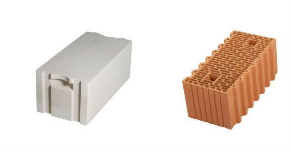 Из чего выгоднее строить: керамические блоки или газобетон? / строительные товары / статьи