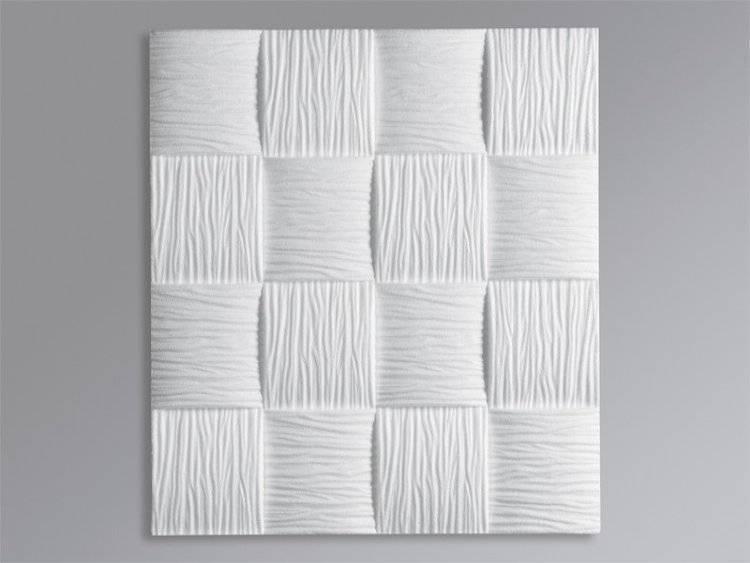 Потолочные плитка из пенопласта: особенности материалов