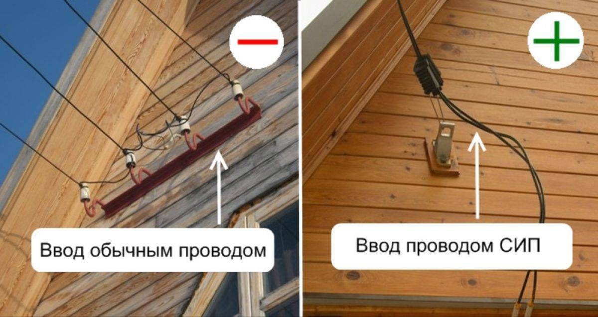 Как подключить электричество на даче от столба к дому