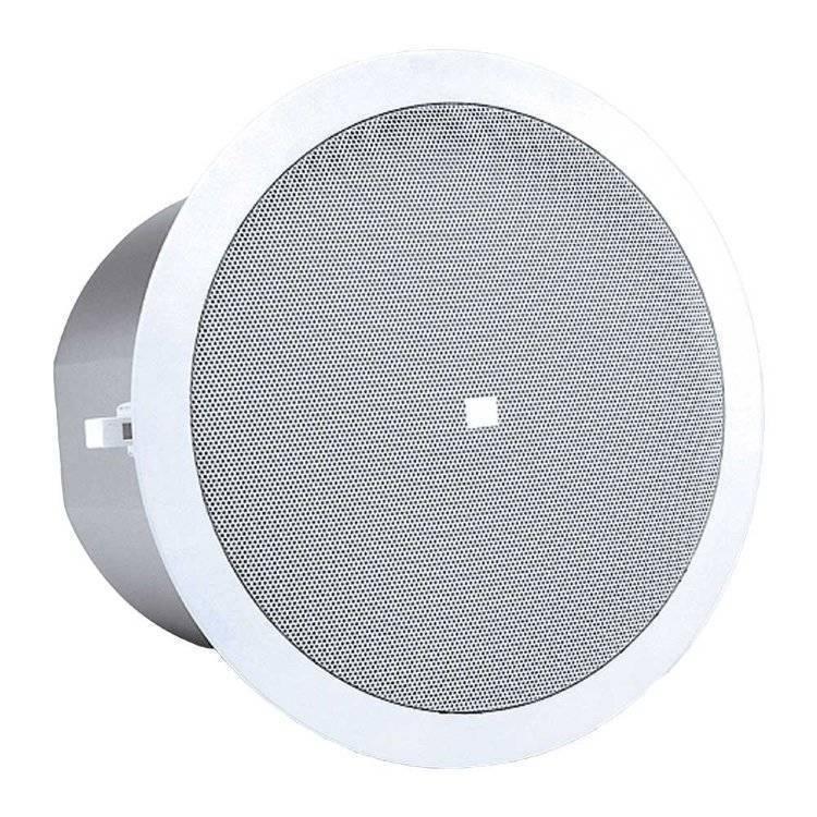 Как установить потолочную акустику