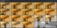 Укладка ламината на стены: технология и художественные нюансы
