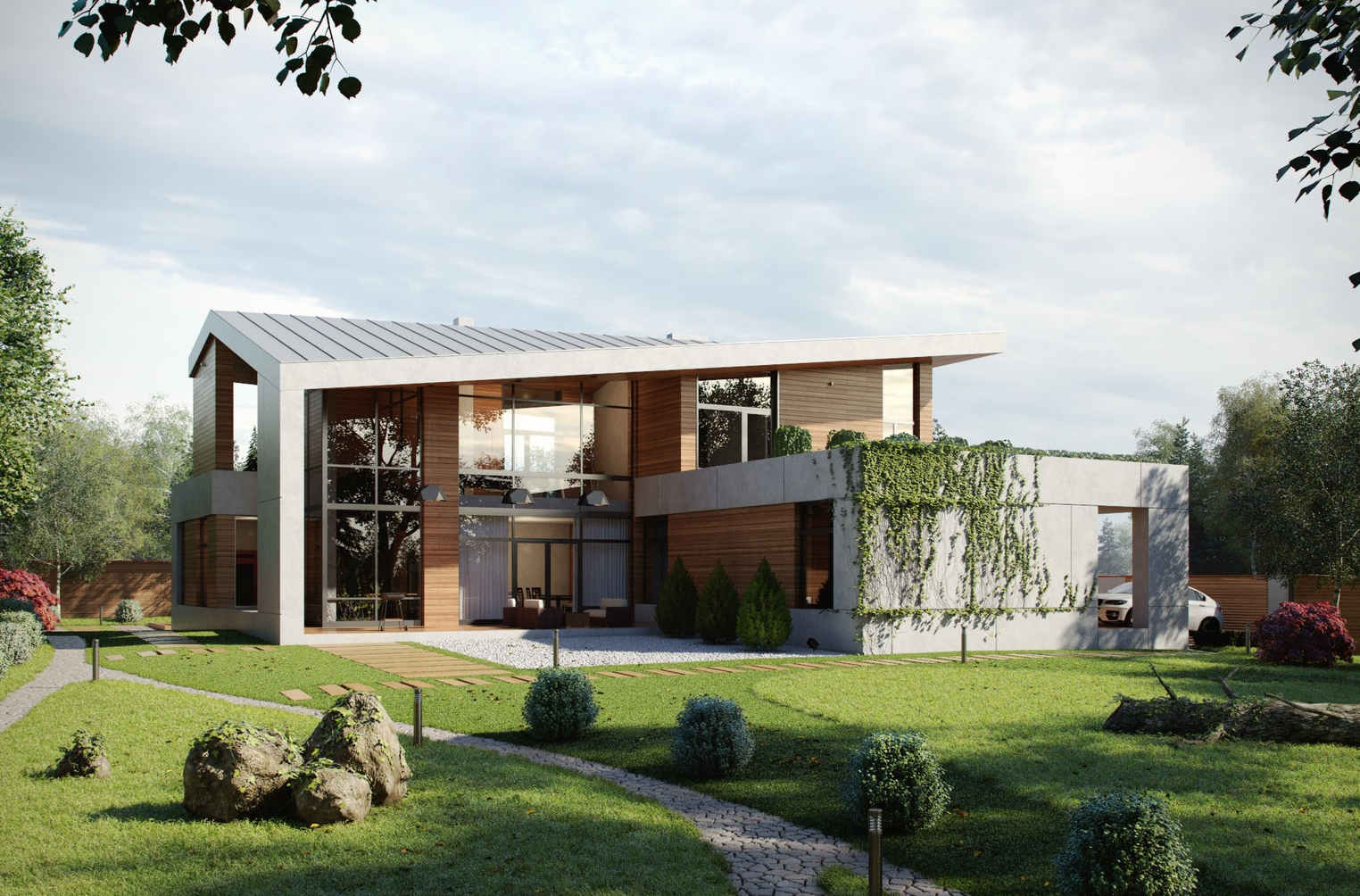 Планировка и оформление дома в различных стилях (136 фото): проекты и оформление интерьера в стиле райта, минимализм, американском и немецком