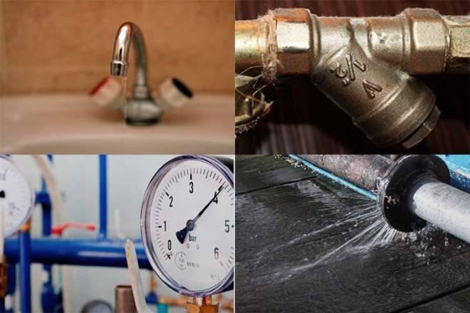 Расчет пропускной способности трубопровода по диаметру и давлению