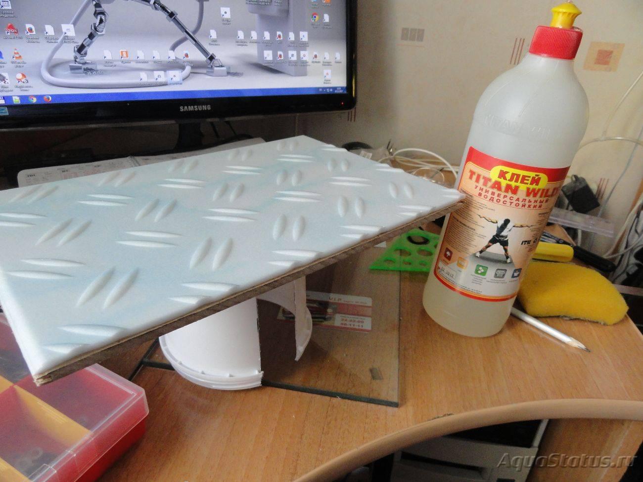 Какой клей лучше для пенопластовой потолочной плитки и стоимость