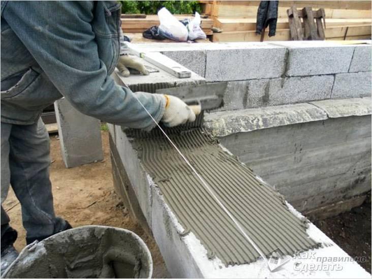 Дом из полистиролбетона: характеристики материала, достоинства и недостатки конструкции, особенности монтажа