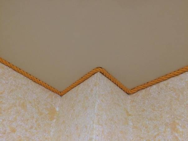 Маскировочная лента для натяжных потолков: что это такое и как устанавливать своими руками - фото- и видео- инструкция