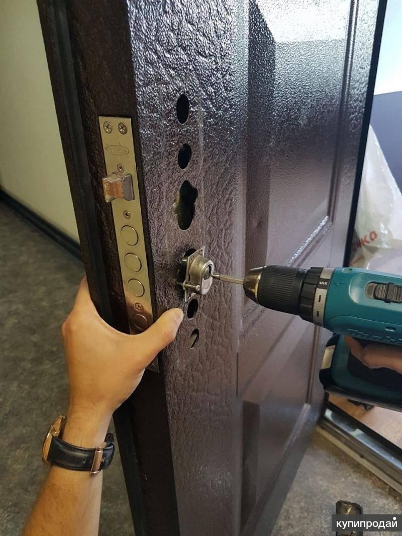 Регулировка входной металлической двери без помощи специалиста