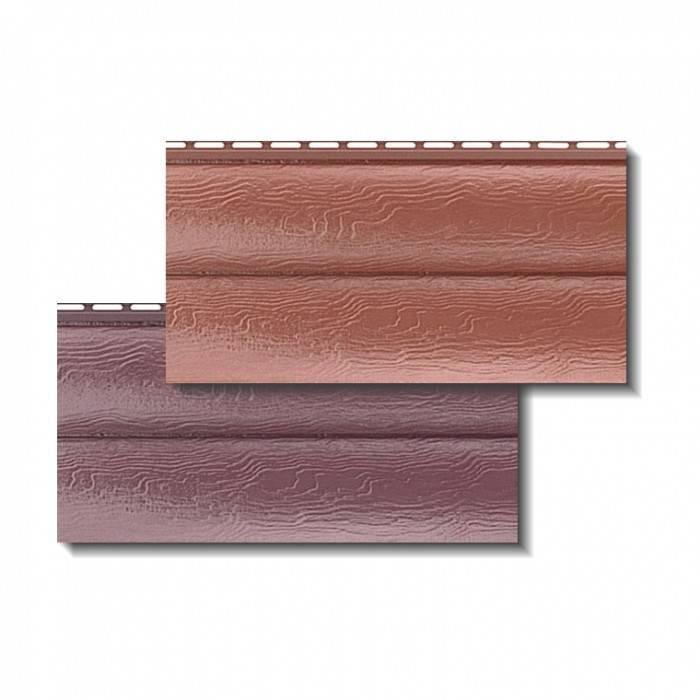 Акриловый сайдинг: какой лучше - металлический, виниловый или акриловый, чем отличается, разница и размеры сайдинга