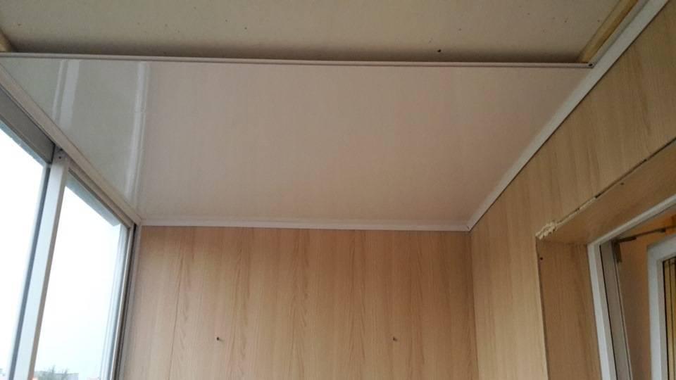 Отделка балкона пластиковыми панелями: как сделать все своими руками