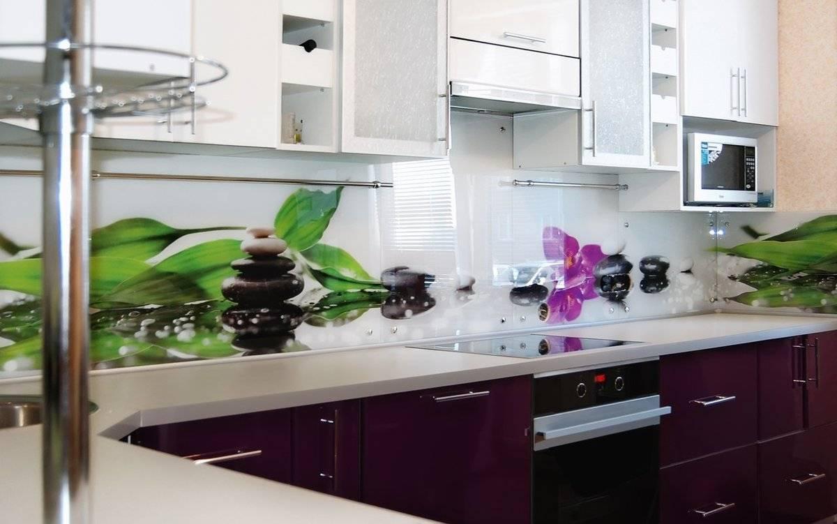 Скинали для кухни (фартук) — 50 реальных фото интерьеров с разными сюжетами