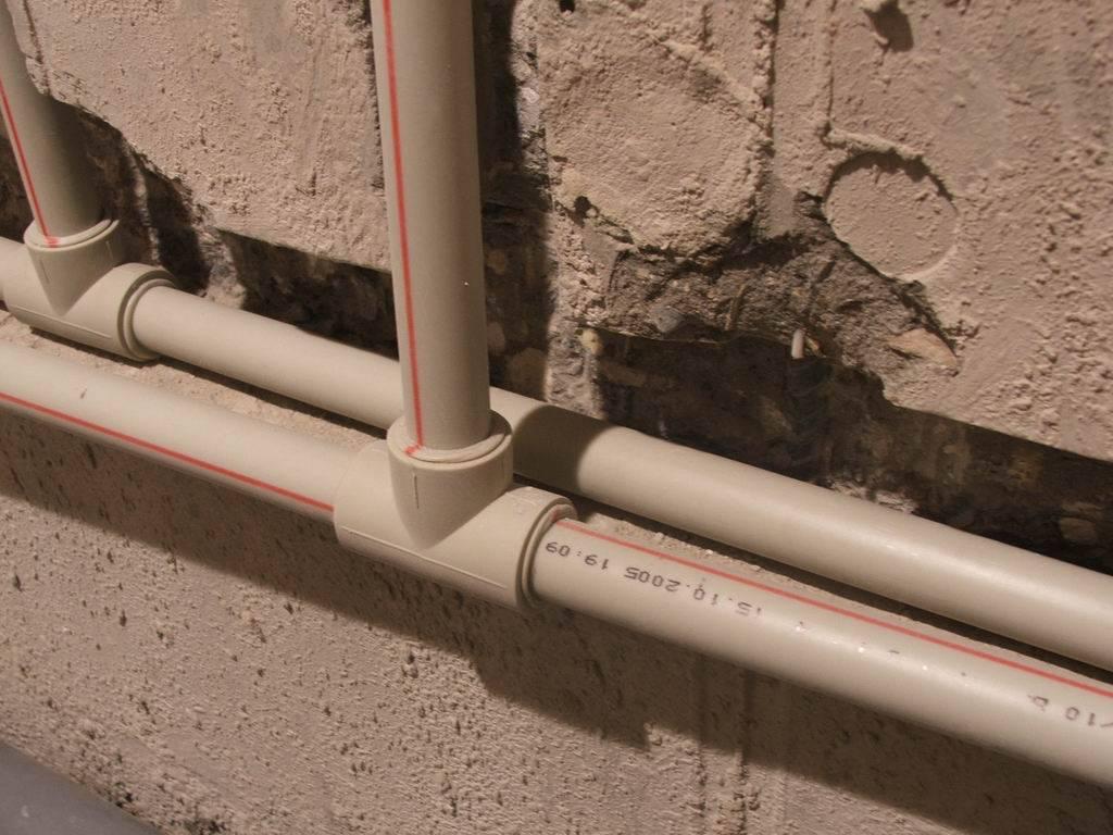 Какие пропиленовые трубы используют для отопления и водоснабжения