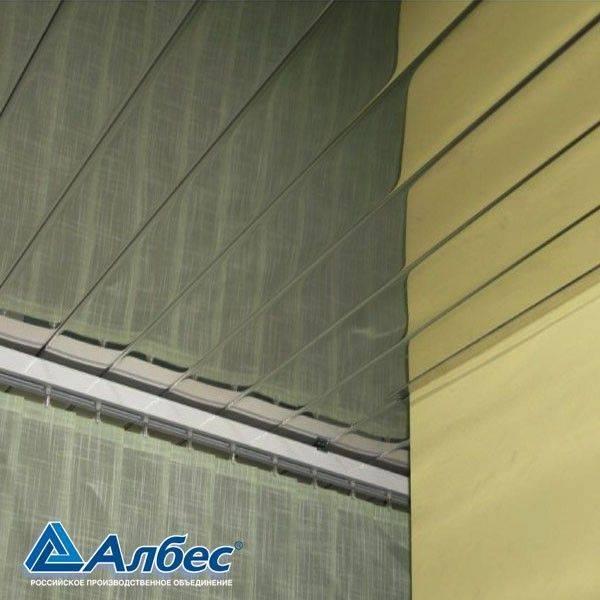Алюминиевый реечный потолок: технические характеристики, монтаж своими руками, видео и фото
