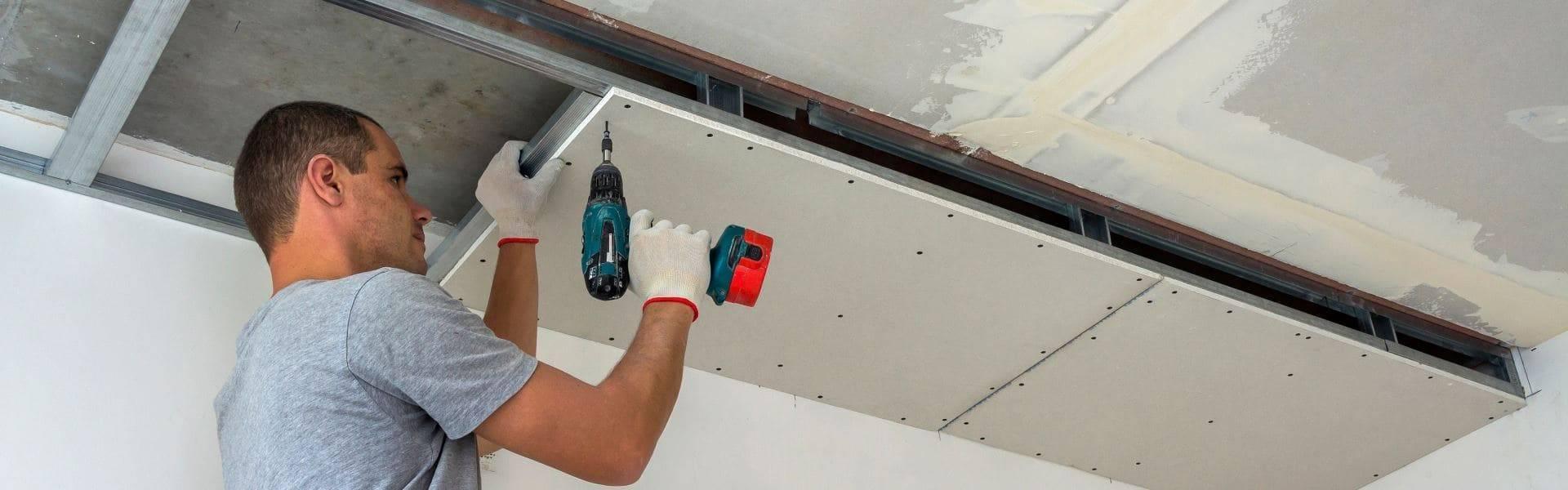 Потолок в ванной из гипсокартона: плюсы и минусы, примеры дизайна
