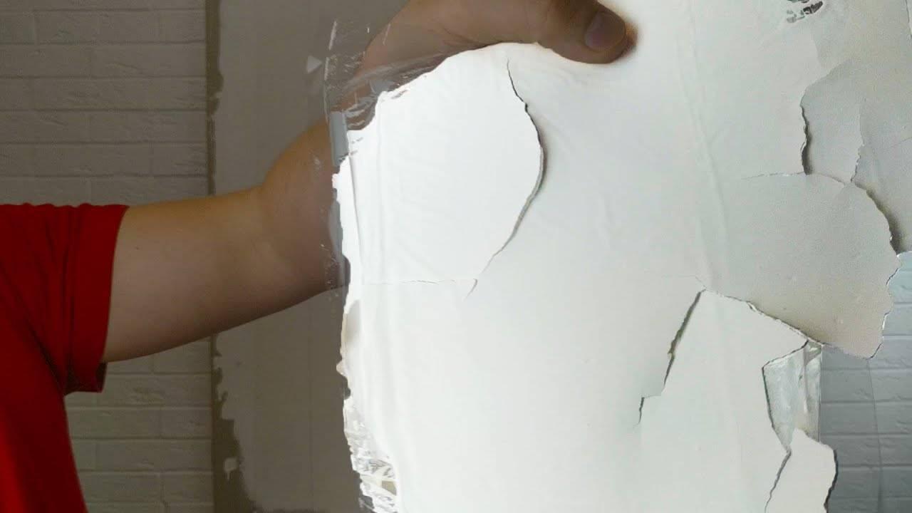 Шпаклевка стен – этапы рабочего процесса