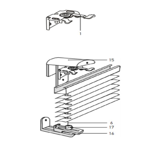 Как повесить жалюзи на пластиковые окна: варианты установки