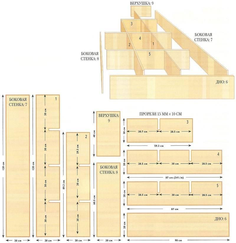 Как сделать полки для книг своими руками - идеальное решение для сохранения знаний. книжные полки в интерьере: угловая, классическая, дизайнерские полки и стеллажи