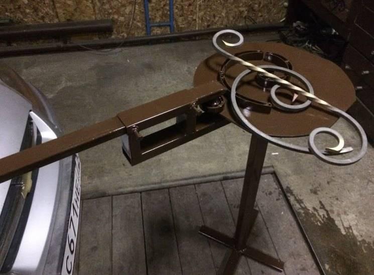 Кузнечное оборудование: станок для холодной ковки своими руками - rmnt - медиаплатформа миртесен