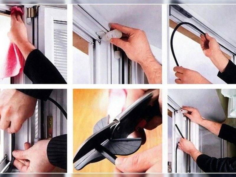 Замена фурнитуры пластиковых окон: ремонт оконной пвх-конструкции своими руками, как заменить комплектующие стеклопакета