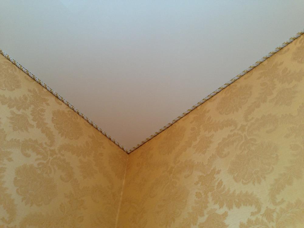 Декоративный шнур для натяжных потолков - всё о ремонте потолка