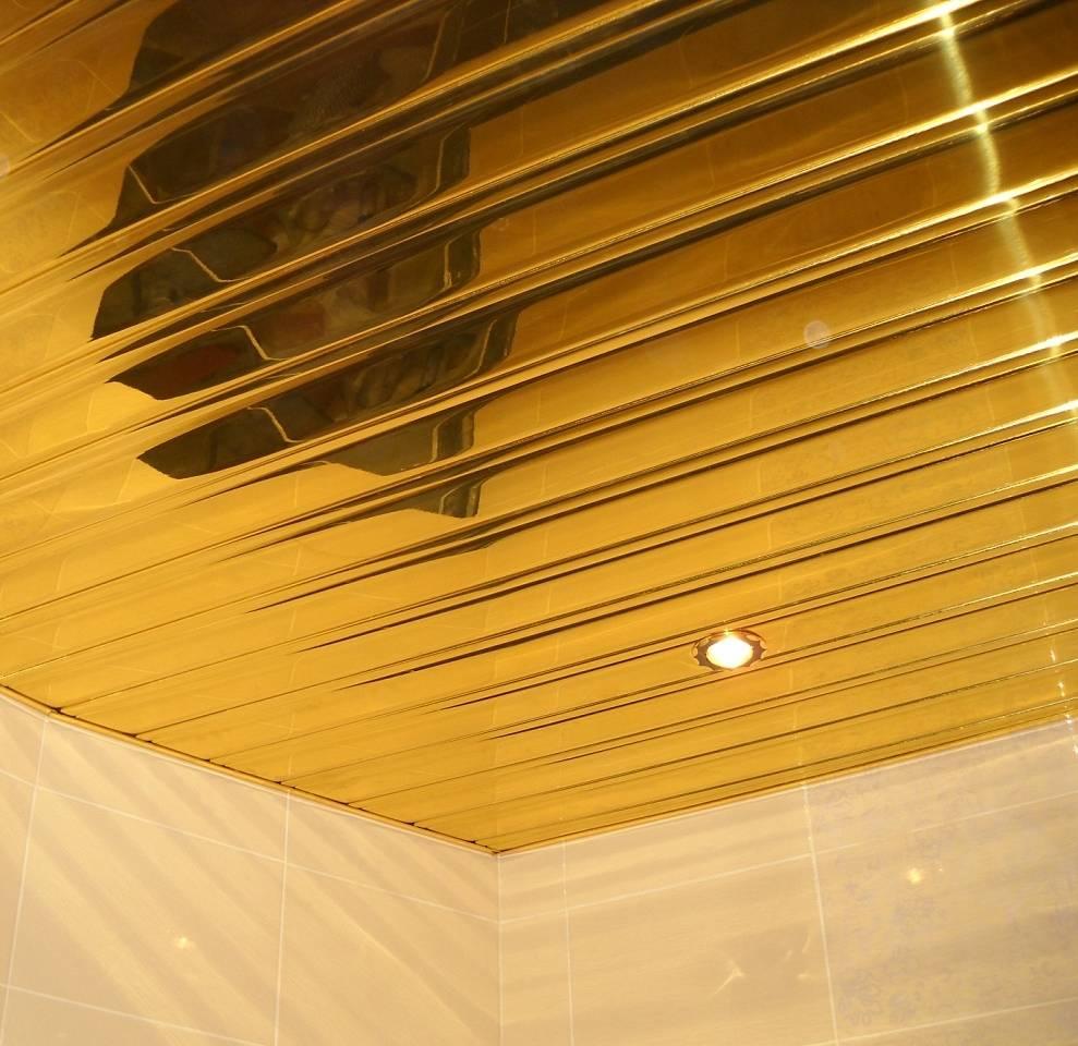 Алюминиевый потолок: виды, преимущества, инструкция по монтажу