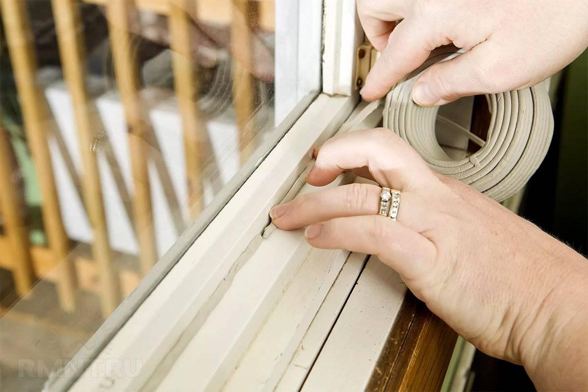 12 советов по утеплению деревянных окон своими руками  | строительный блог вити петрова