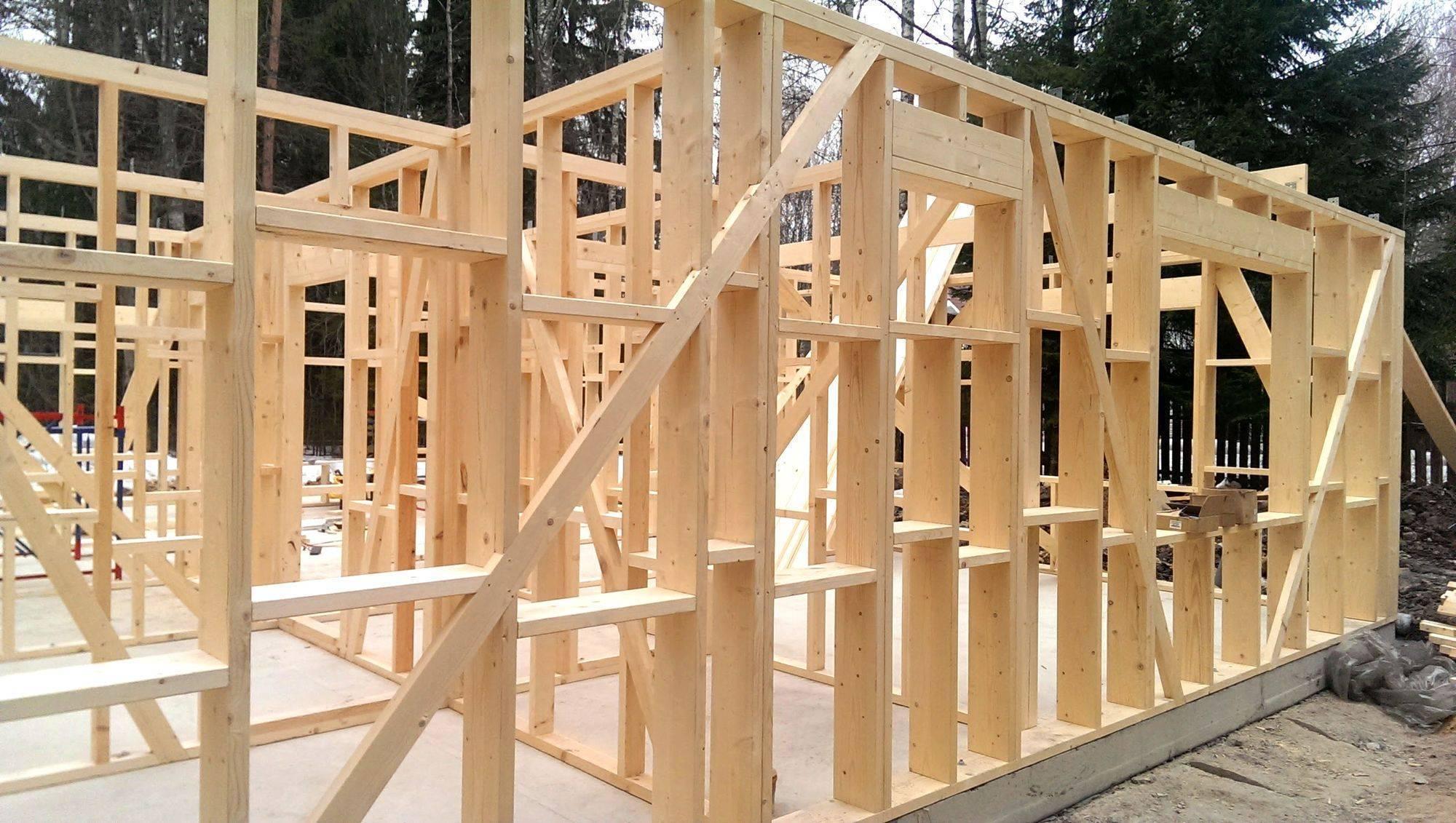 Можно ли построить дом зимой