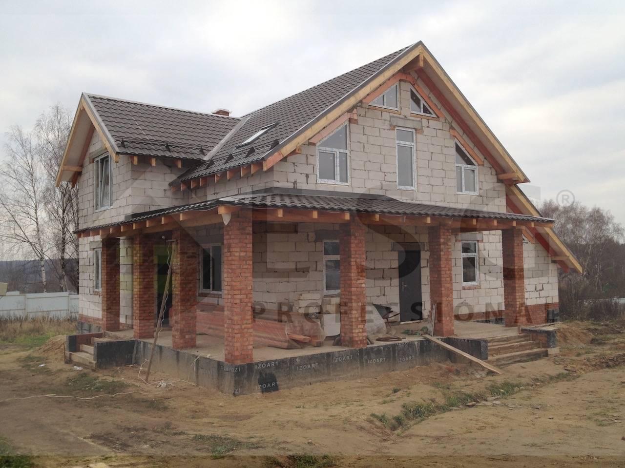Дом из бруса или газобетона: что дешевле