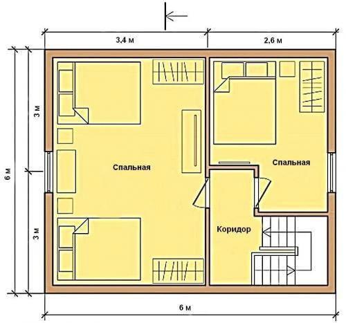 100 лучших идей дизайна: двухэтажные дома на фото