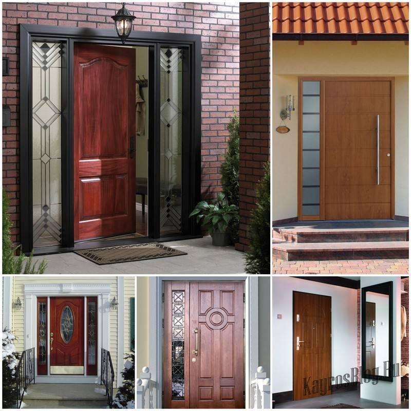 Как выбрать входную железную дверь в квартиру