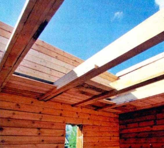 Как сделать черновой потолок - устройство потолка