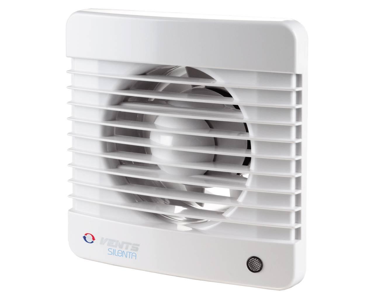 Как выбрать вентилятор на вытяжку для ванной комнаты — виды и характеристики (фото, видео)