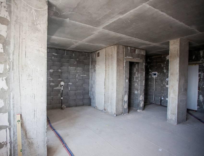 Квартира с черновой отделкой: с чего начать ремонт, стоимость