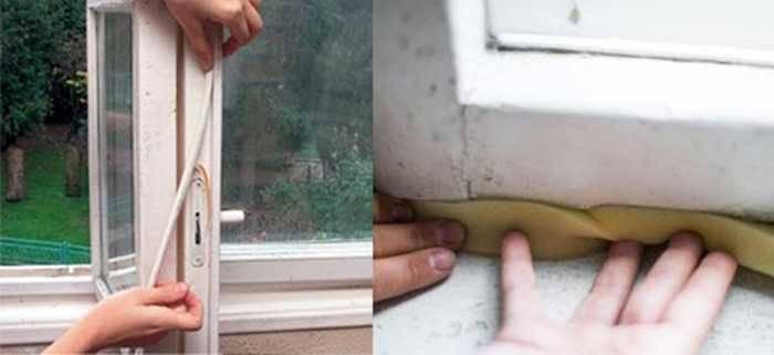 5 бюджетных способов утепления деревянных окон: как утеплить своими руками