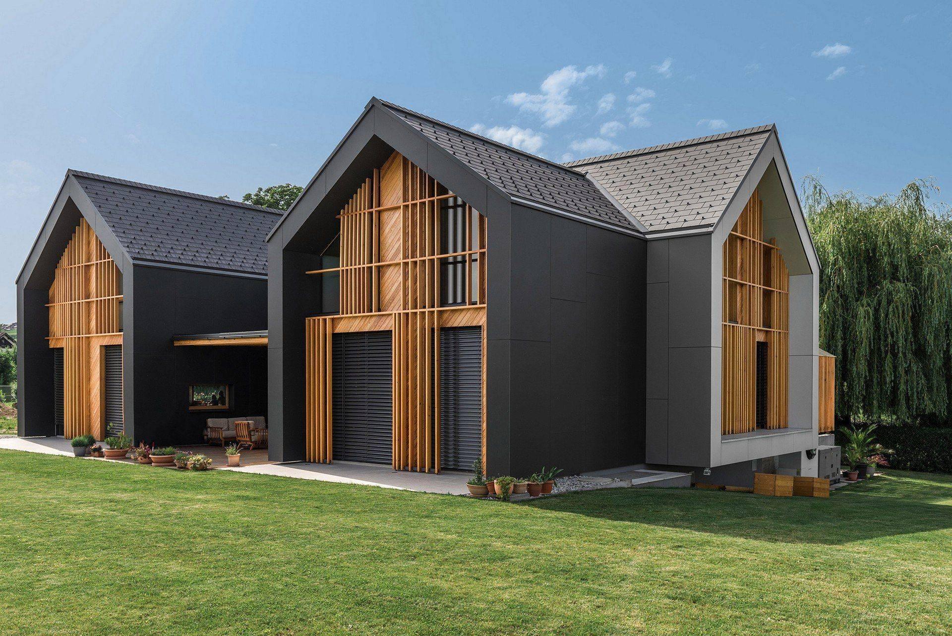 Варианты деревянных домов ручной работы от гк «городлес