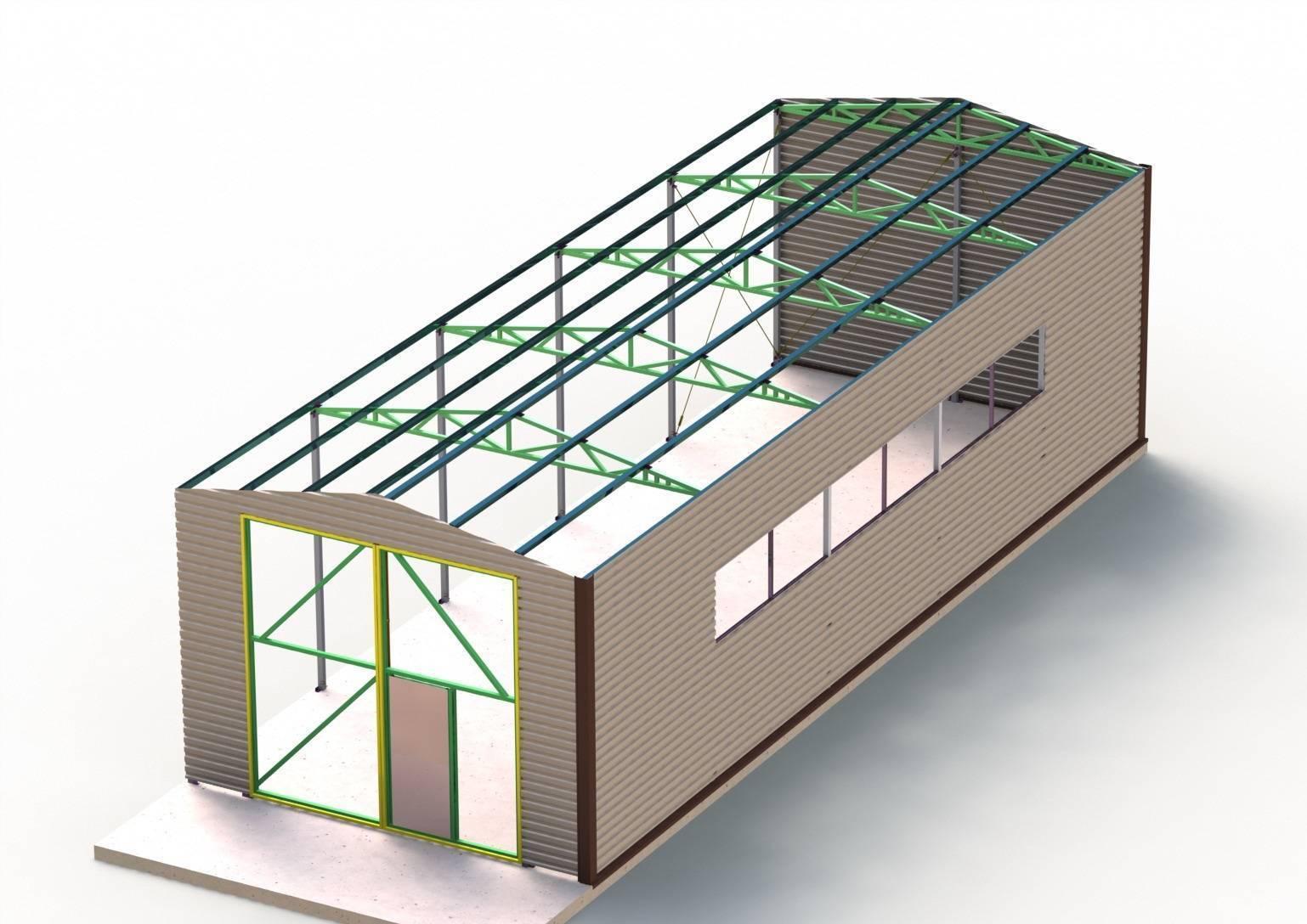 Преимущества и недостатки быстровозводимых зданий
