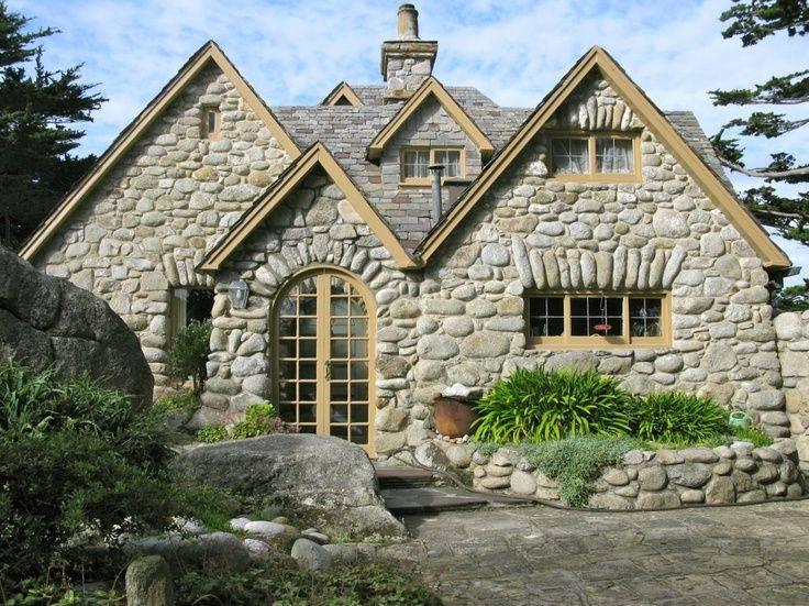 Строительство домов из натурального камня