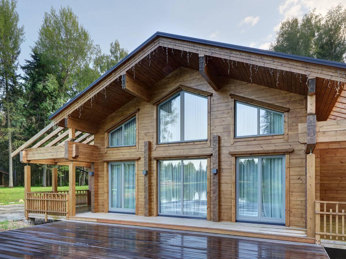 Финские дома; строительство под ключ в москве московской области