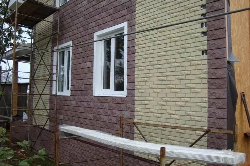 Облицовка фасада дома: какой материал лучше выбрать для стен снаружи (фото)