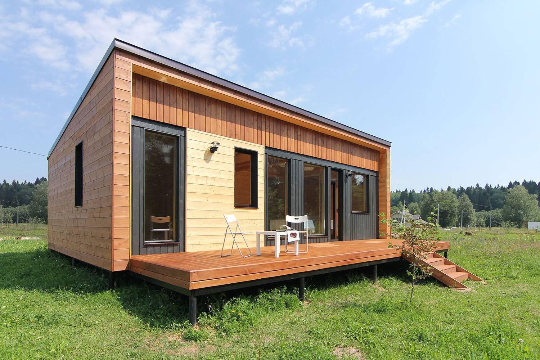 Модульные дома для круглогодичного проживания: преимущества, нюансы сборки и советы